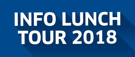 Info Lunch Tour 2018