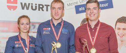 Bundeslehrlingswettbewerb der Installations- und Gebäudetechniker 2019 in Spittal/Drau
