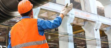 Erleichterung bei MNS-Pflicht auf Baustellen