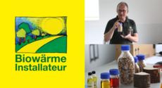 Zertifizierter Biowärme-Installateur®
