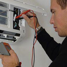 Elektrotechnische  Sicherheitsvorschriften Sanitär-/  Kälteanlagentechniker - Abschlussprüfung