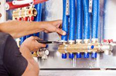 Vorbereitung zur  Lehrabschlussprüfung Installations- und  Gebäudetechnik für Gas-/Sanitärtechnik