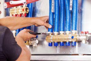 Installations- und Gebäudetechnik  Gas-/Sanitärtechnik - Vorbereitung  auf die Lehrabschlussprüfung