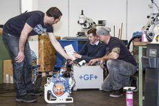 Kunststoff-Gasrohrleger - Ausbildung und Erstprüfung nach ÖVGW-Richtlinie G0322 W106