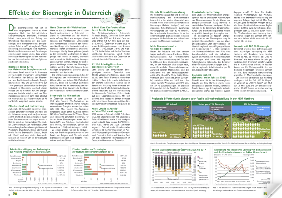 Klicken Sie auf das Bild um zum online Flipbook des Bioenergie-Atlas Österreich 2019 zu gelangen.